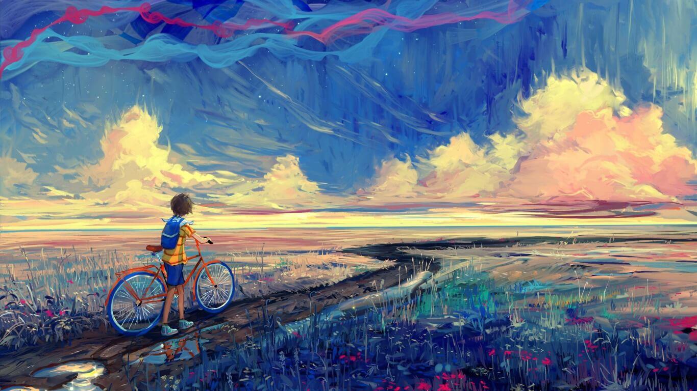 Paint Art Wallpapers   Top Paint Art Backgrounds 1366x768