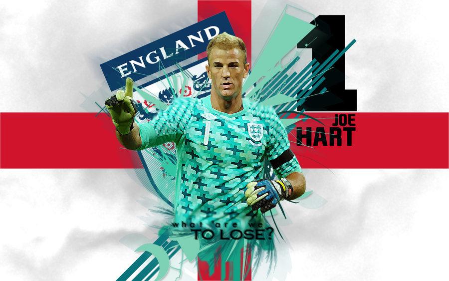 Joe Hart England Wallpaper by jekyllITA 900x563