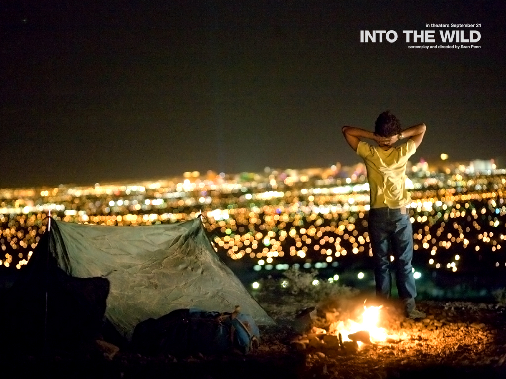 Into the Wild   Upcoming Movies Wallpaper 216157 1024x768