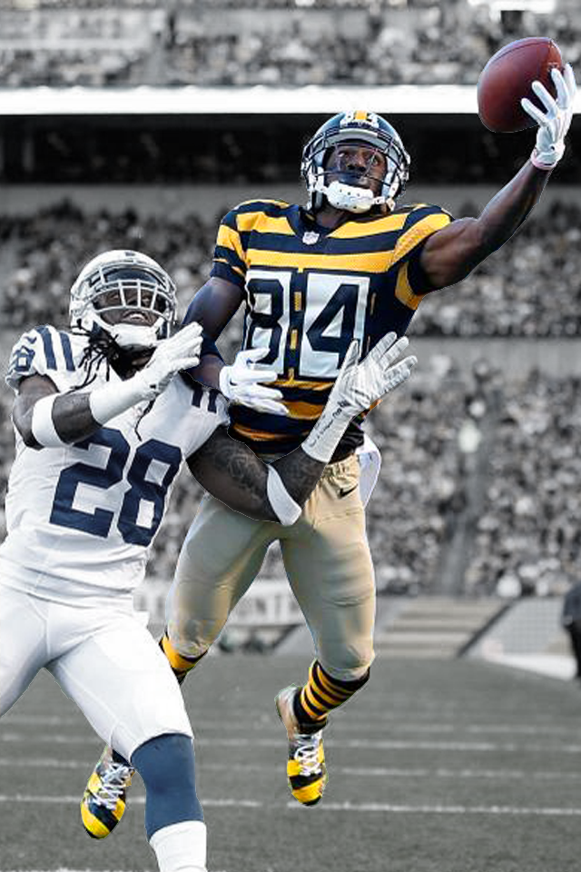 Images antonio brown wallpaper 640x960