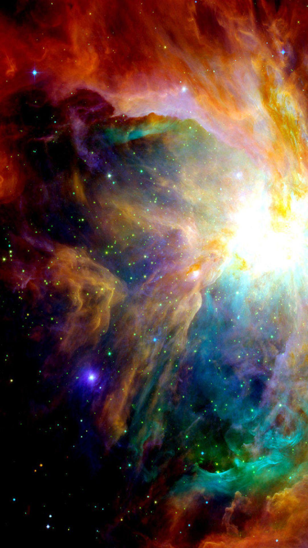 Colorful Stars Wallpaper - WallpaperSafari