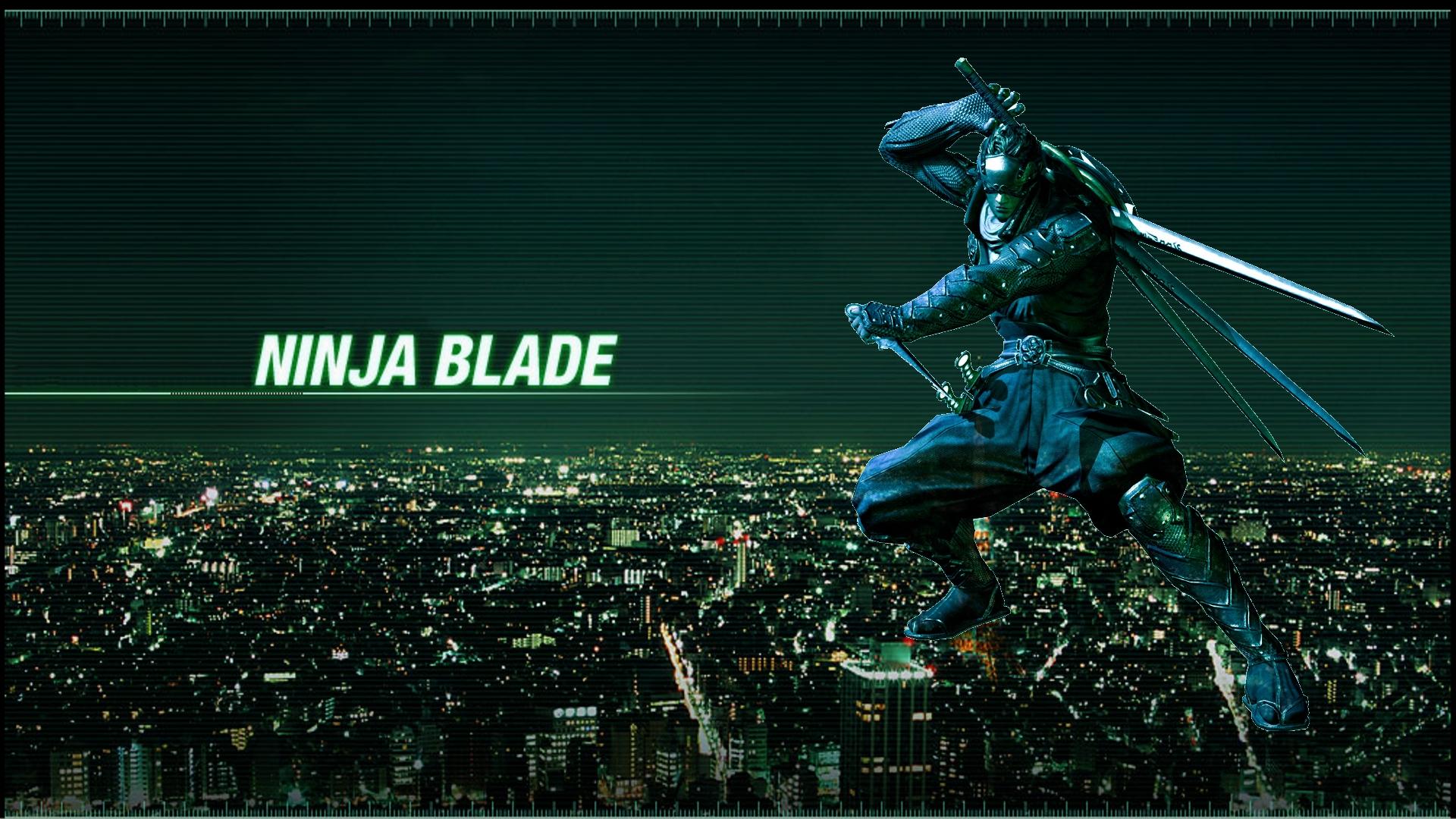 Ninja Blade wallpaper   569416 1920x1080