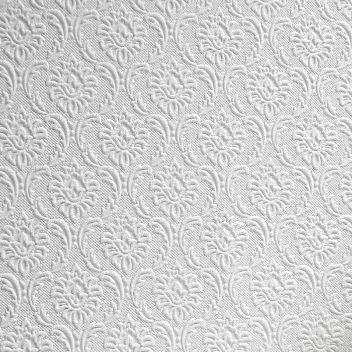 Finish Textured washable paintable Colour White Design Style 700x700