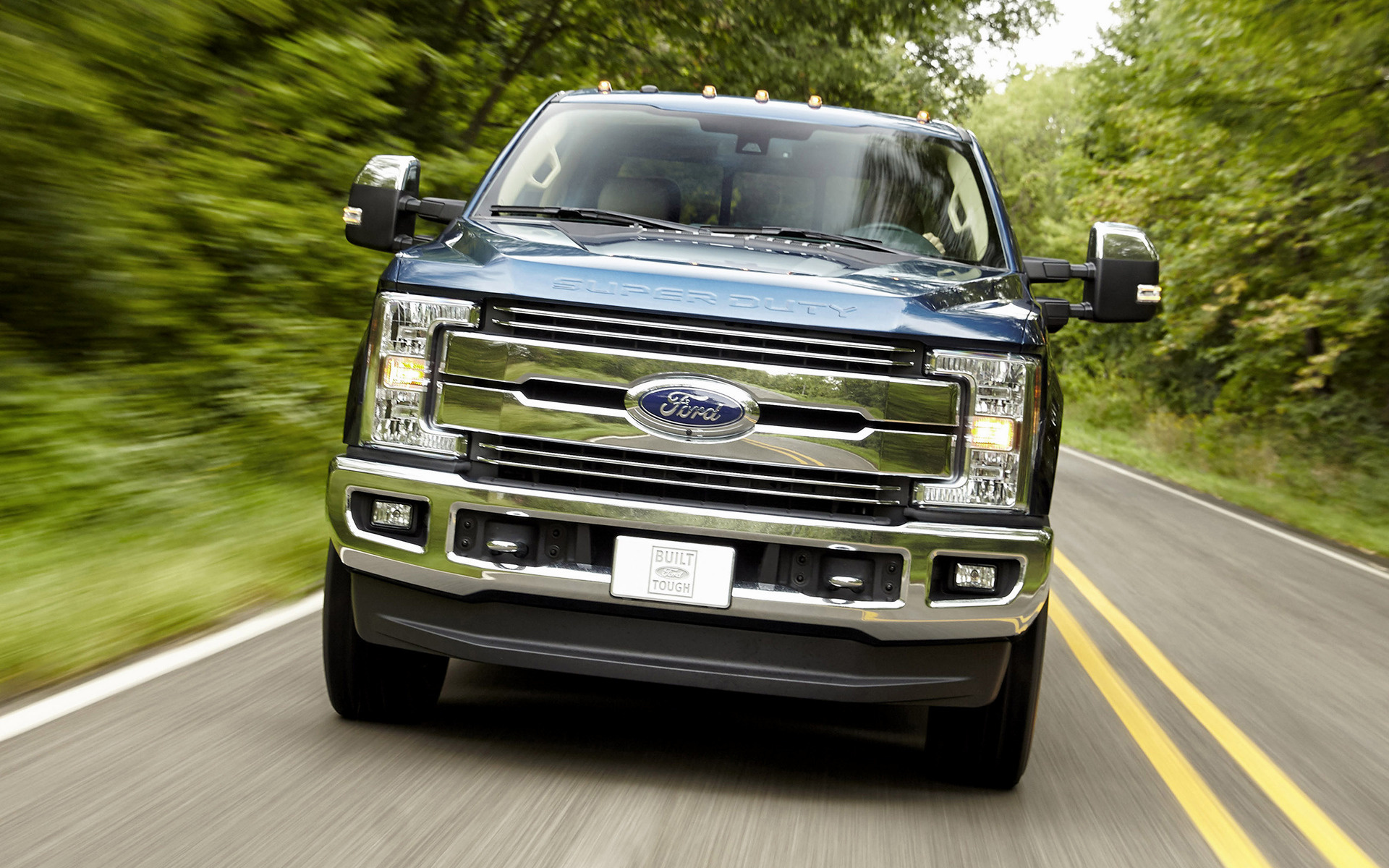 2017 Ford F 250 Lariat Crew Cab   Wallpapers and HD Images Car Pixel 1920x1200