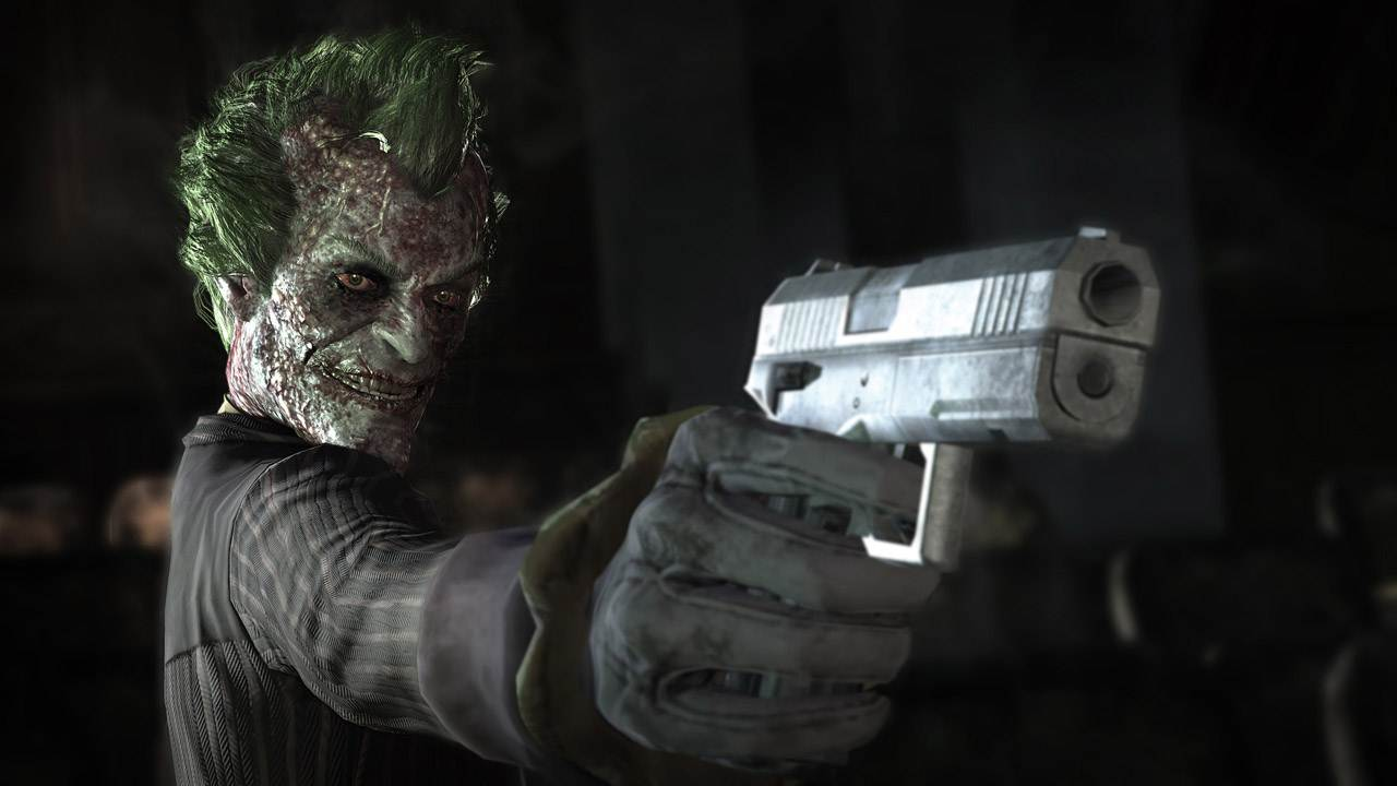 Batman Arkham Origins Joker Wallpaper Widescreen 1280x720