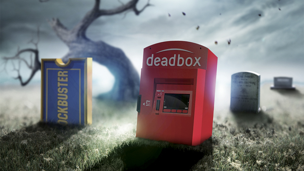 Redboxs Business Model Doomed as DVD Rental Demand Shrinks Variety 1000x563