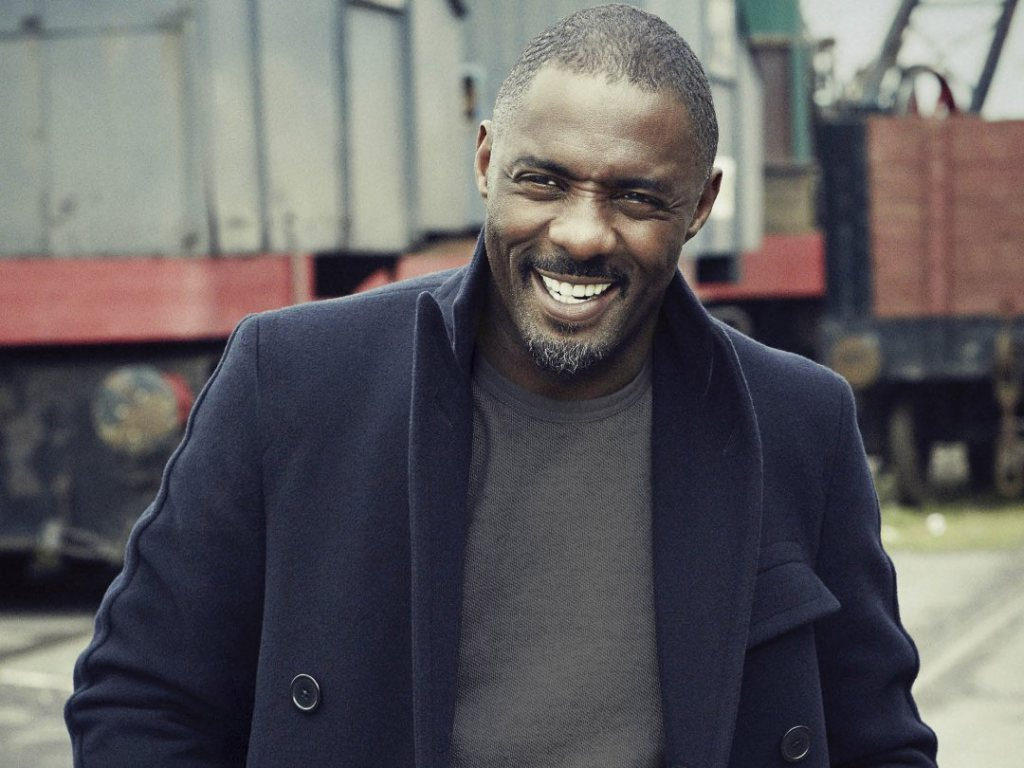 Idris Elba Suit HD Wallpaper Background Images 1024x768