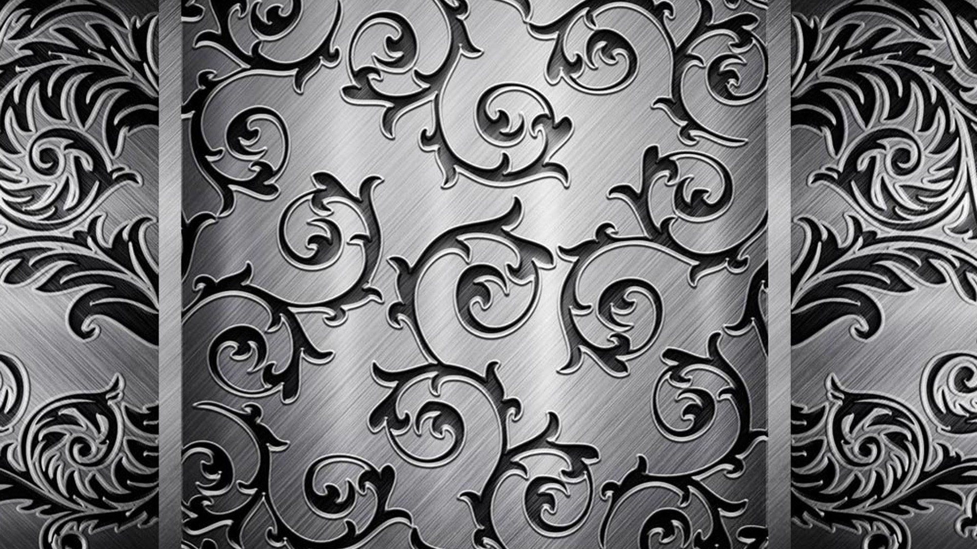 Design Patterns Wallpaper Black And White   Crazy 4 images 1920x1080