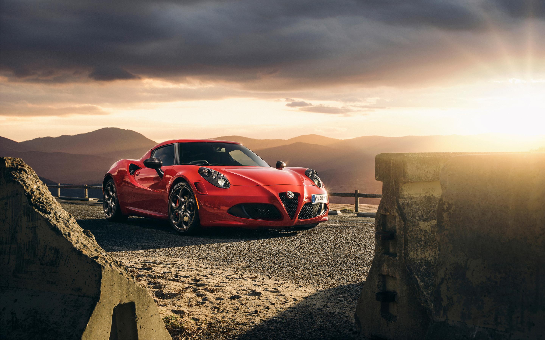 Alfa Romeo Wallpaper HD 2880x1800
