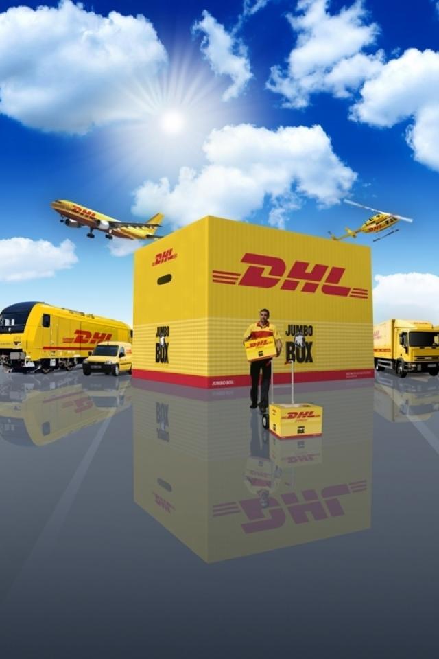 Download Wallpaper Dhl   Dhl Company In Canada 510171   HD 640x960