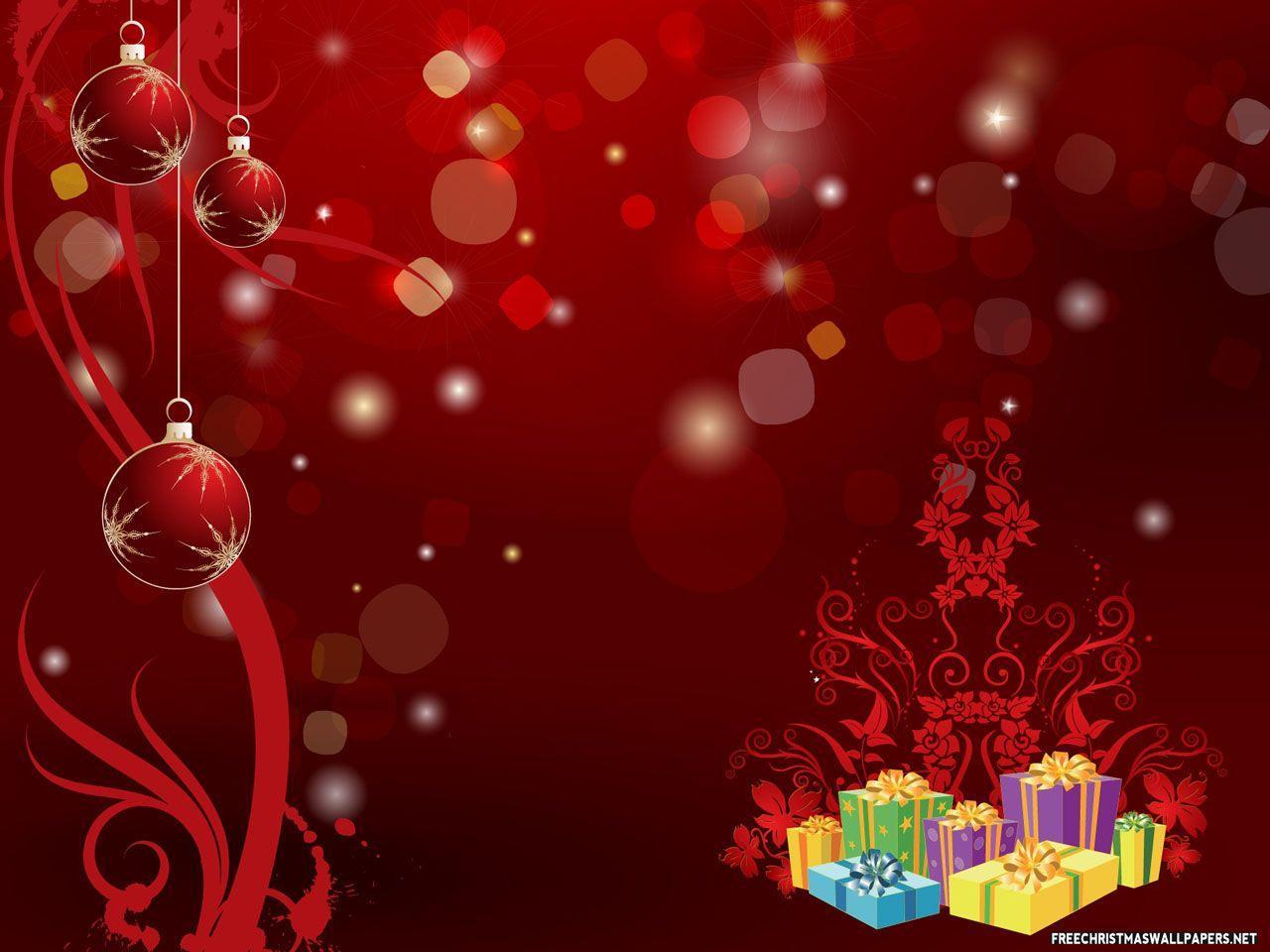 Christmas Theme Wallpapers 1280x960