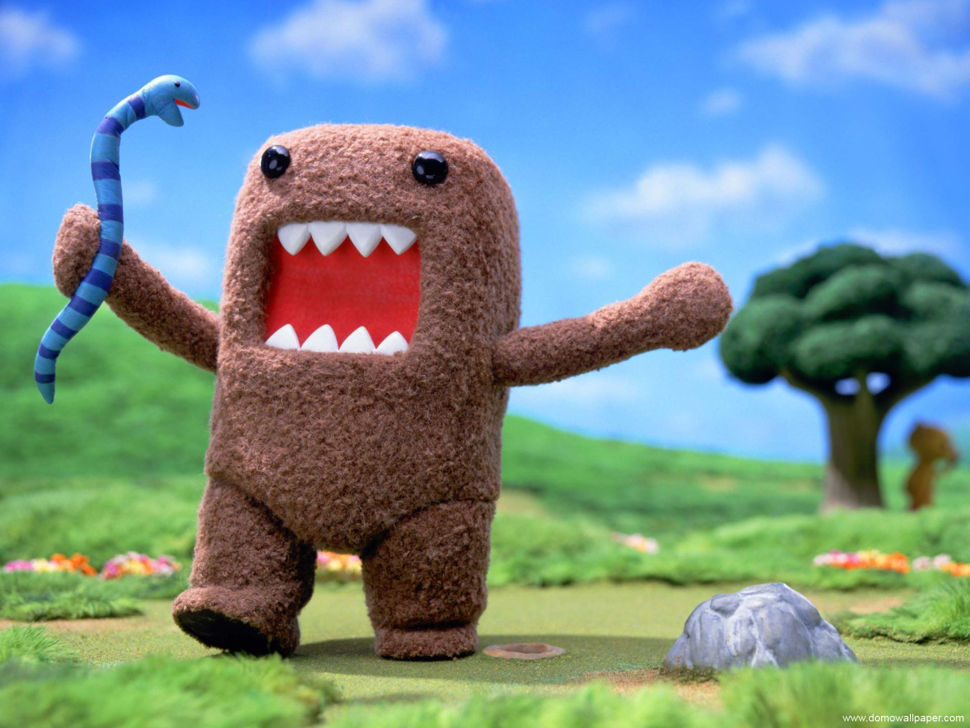 Desktop Wallpaper Domo Wallpaper 1920x1440