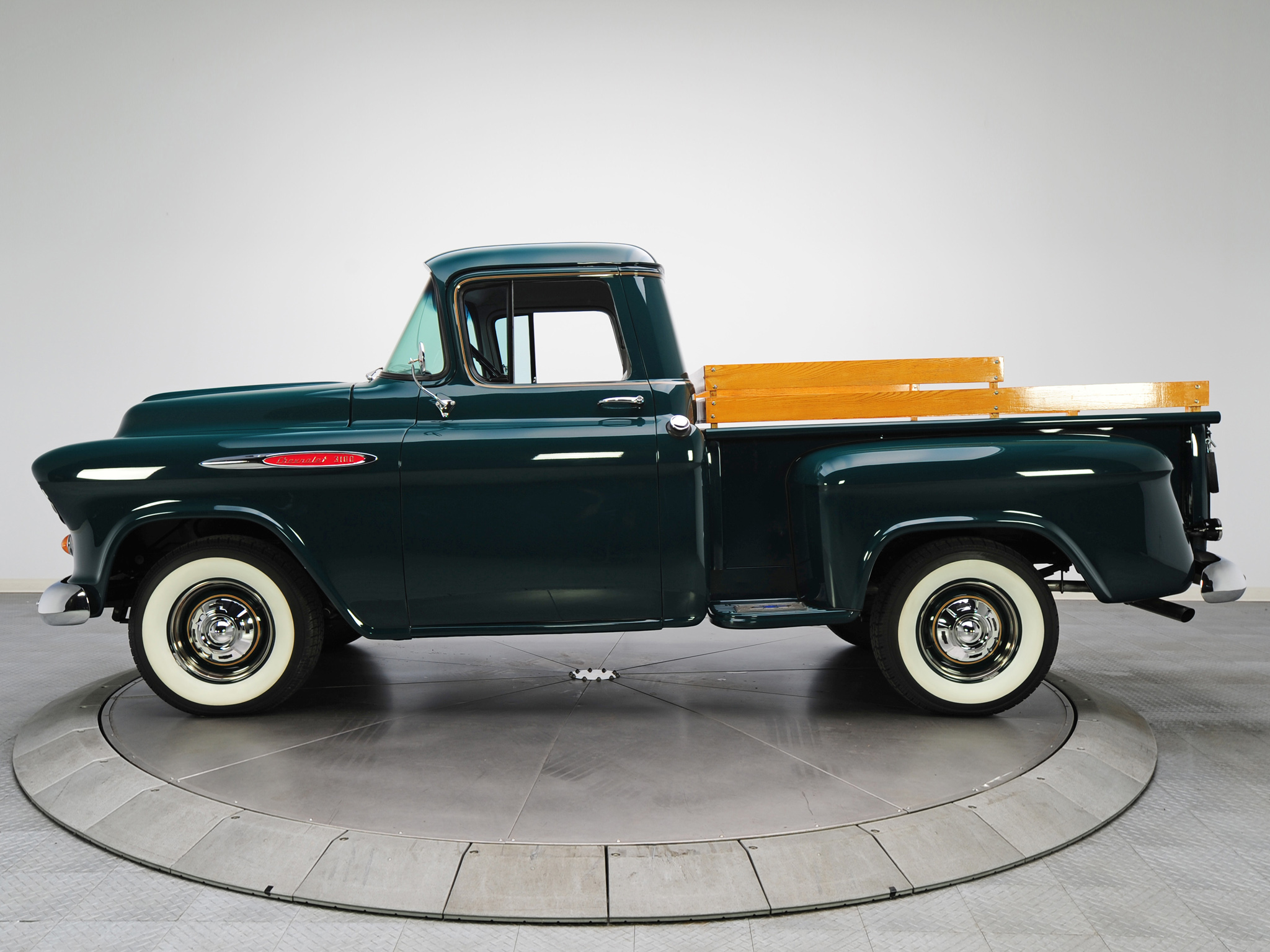 Chevrolet Wallpapers Chevrolet 3100 Pickup 1957 Wallpapers 2048x1536