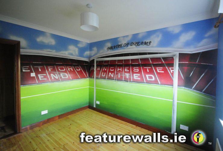 Kids Murals childrens rooms decorating kids rooms super hero murals 740x500
