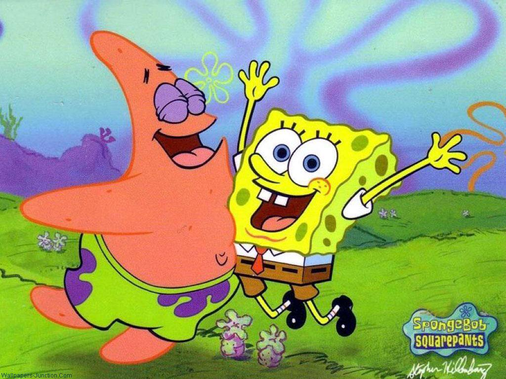 SpongeBob SquarePants Wallpapers 3943   HD Desktop Wallpaper 1024x768