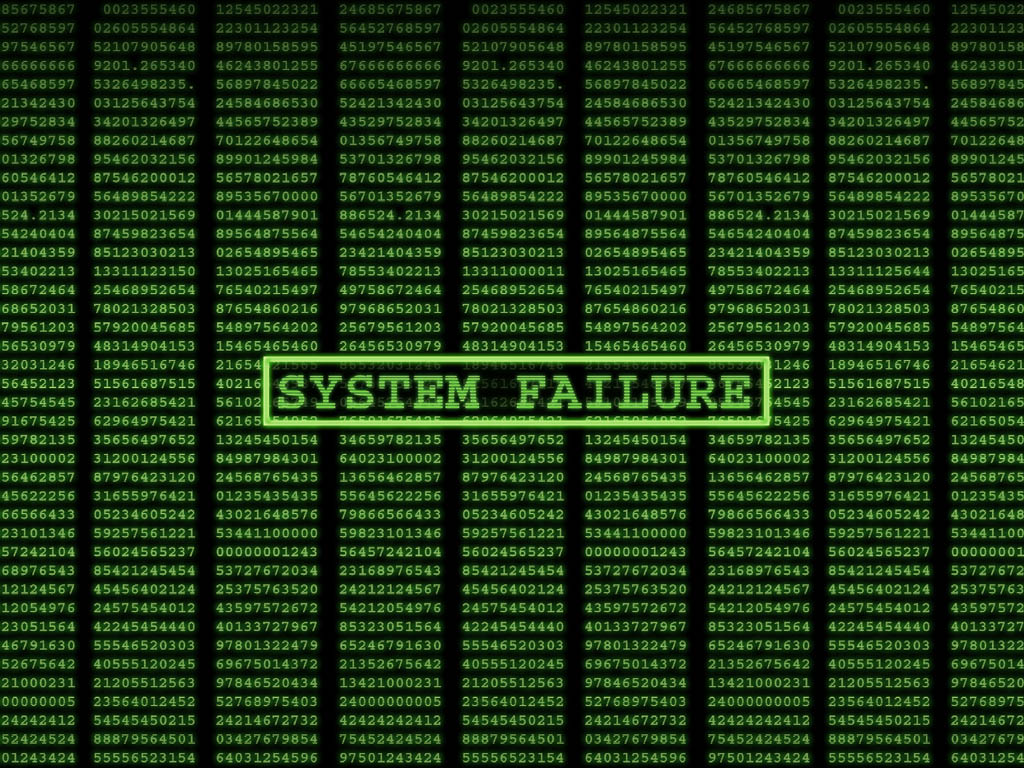 system failure matrix code wallpaperjpg 1024x768