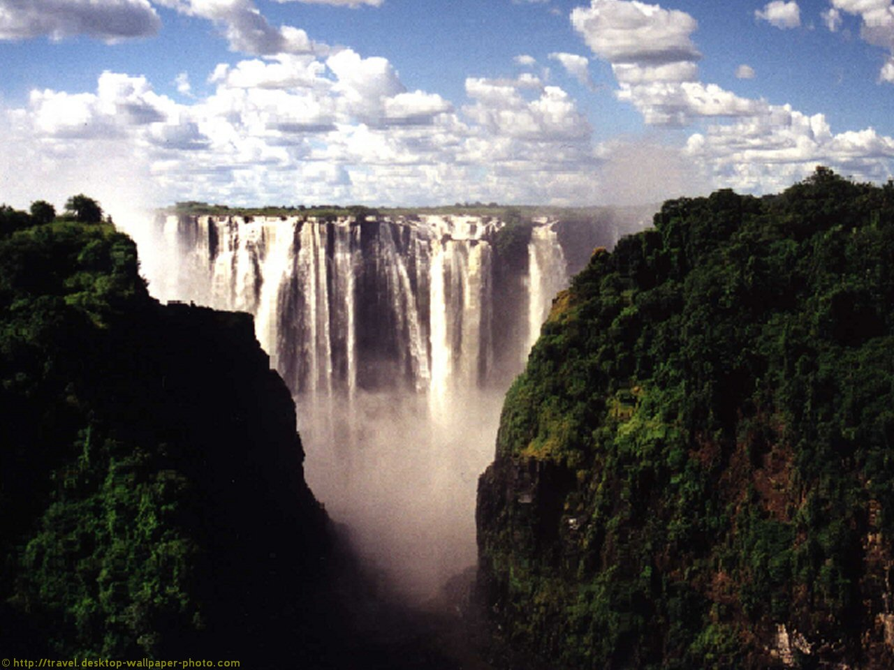 Victoria Falls wallpaper   background picture for your computer 1280x960