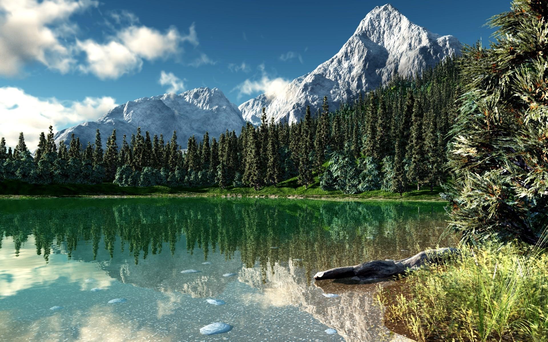Rocky Mountain National Park wallpaper 6183 1920x1200