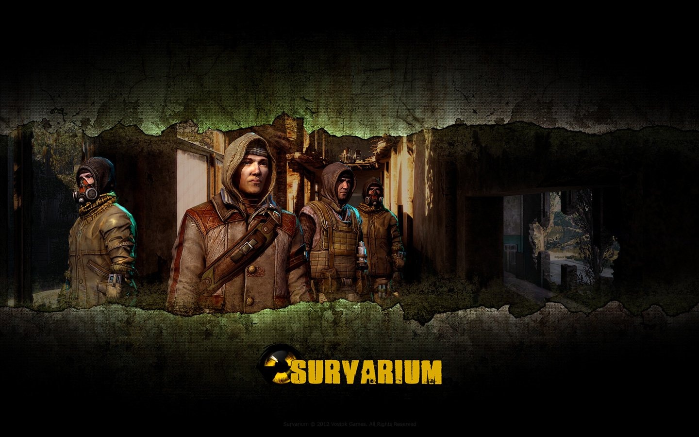 Survarium Wallpaper in 1440x900 1440x900
