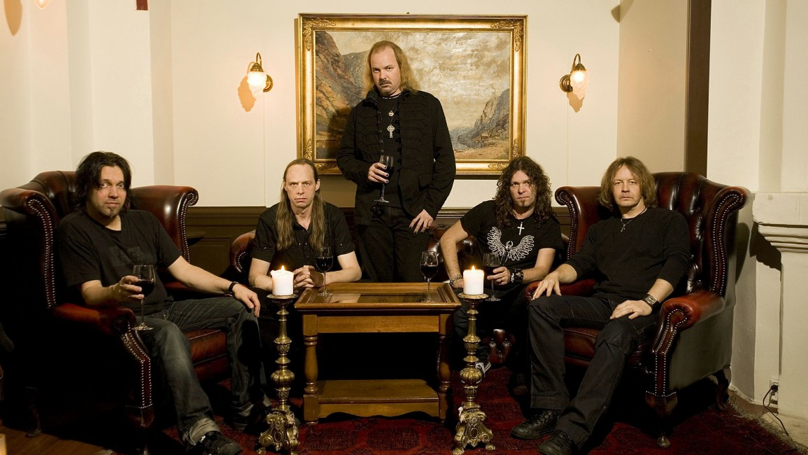 Candlemass Band Picture Table Armchairs   Stock Photos 1155x650