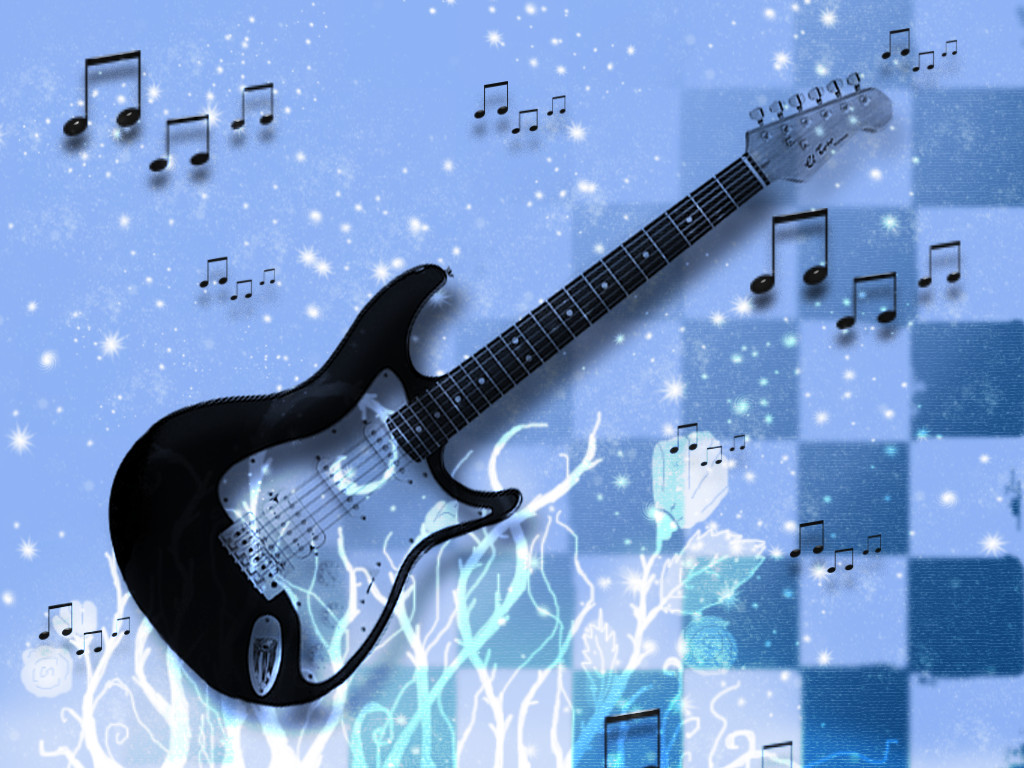 Free Download Dream Guitars Wallpapers 1024x768 For Your