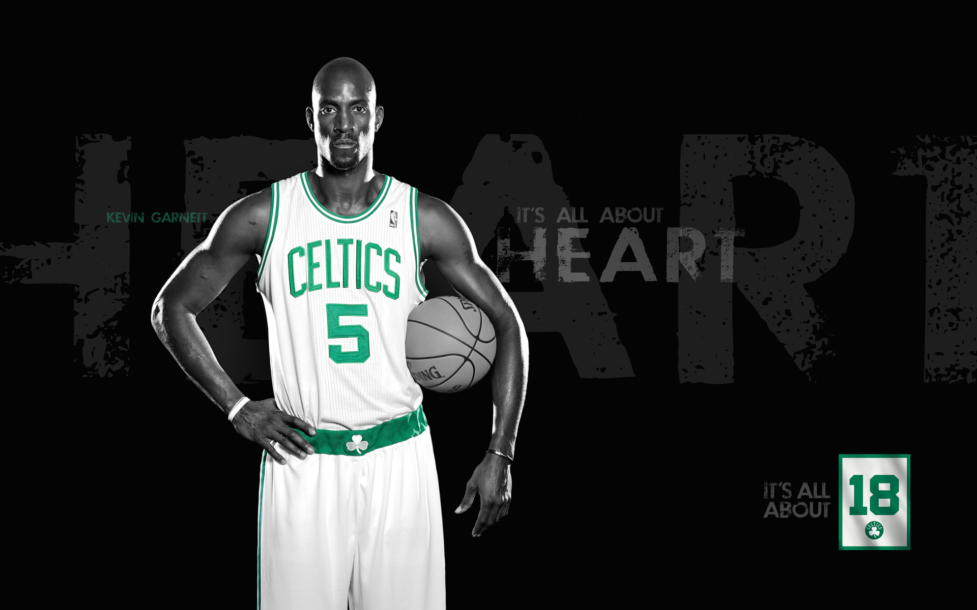 Kevin Garnett   Boston Celtics Wallpaper 17889043 1920x1200