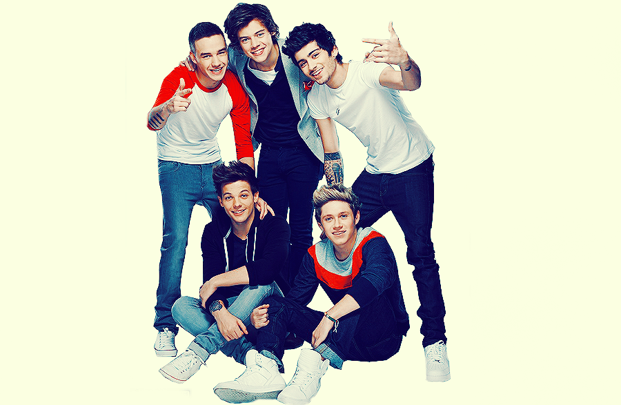 One Direction Wallpaper for Phone - 443.1KB