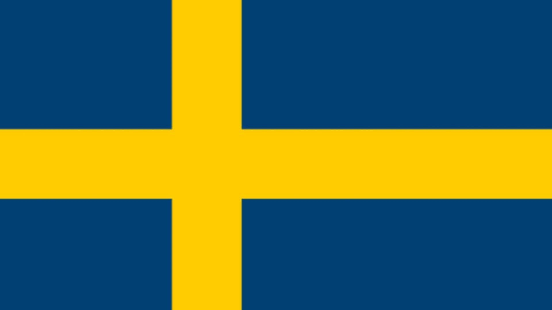 Sweden Flag   Wallpaper High Definition High Quality Widescreen 1920x1080