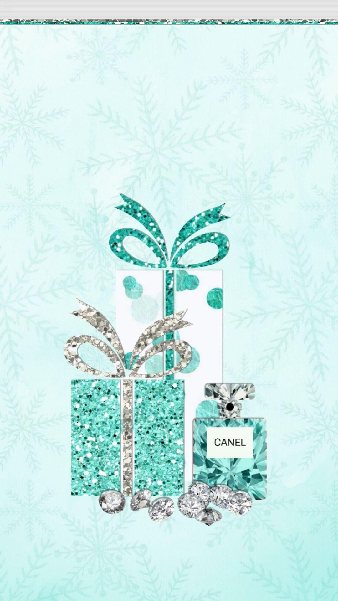 WALLPAPERS Tiffany Christmas Christmas wallpaper Holiday 1080x1920