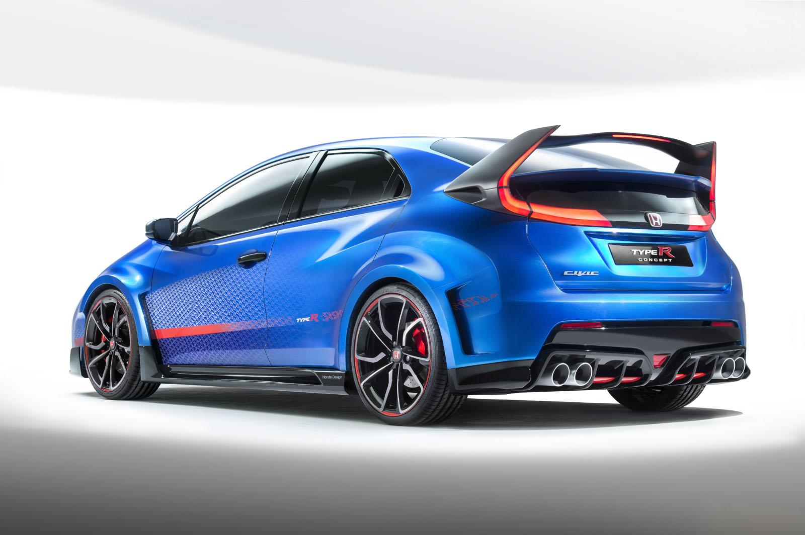 2015 Honda Civic Type R Wallpapers For Laptops 4077 1600x1064