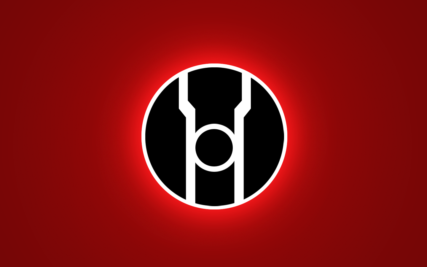 Red lantern corps symbol wallpaper - photo#20