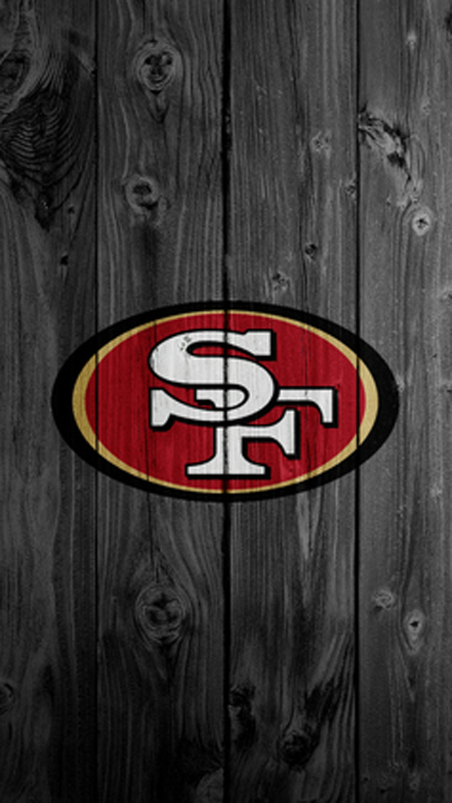 San Francisco 49ers HD Wallpapers for iPhone 5 HD Wallpapers 640x1136
