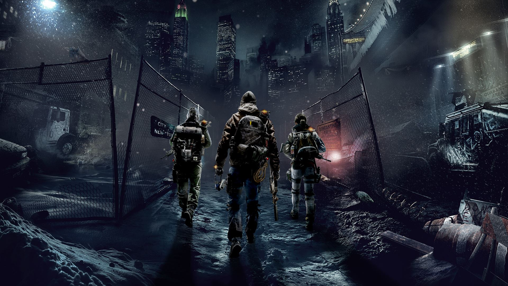 Free Download Tom Clancys The Division Hd Wallpapers