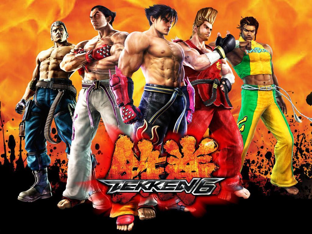 Tekken 7 Wallpapers HD Wallpapers Base 1024x768