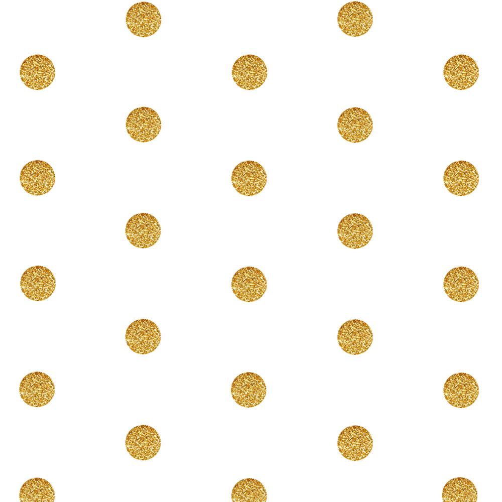 gold dots wallpaper wallpapersafari