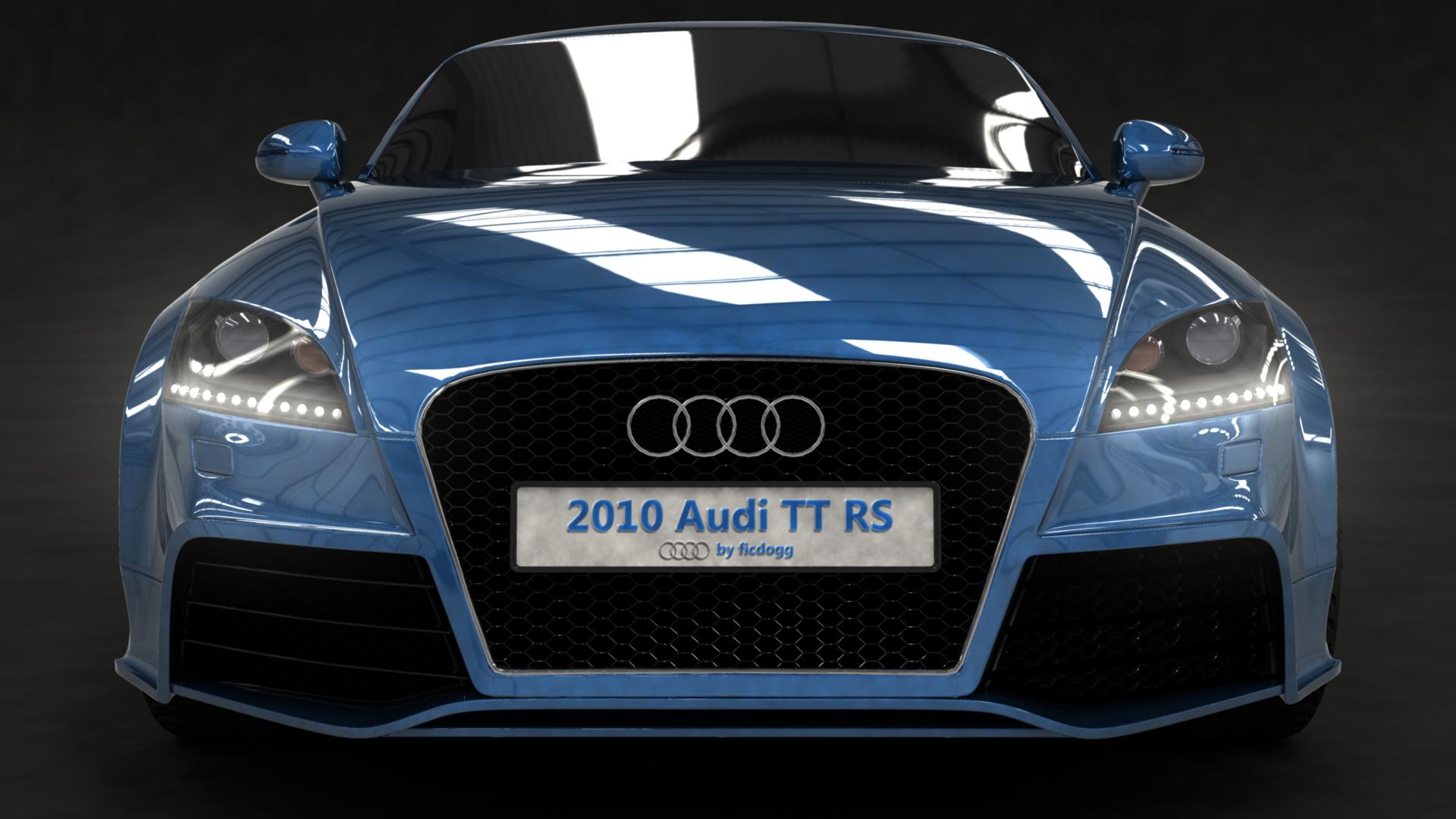 Audi Tt Rs 2010 wallpaper   484989 1920x1080