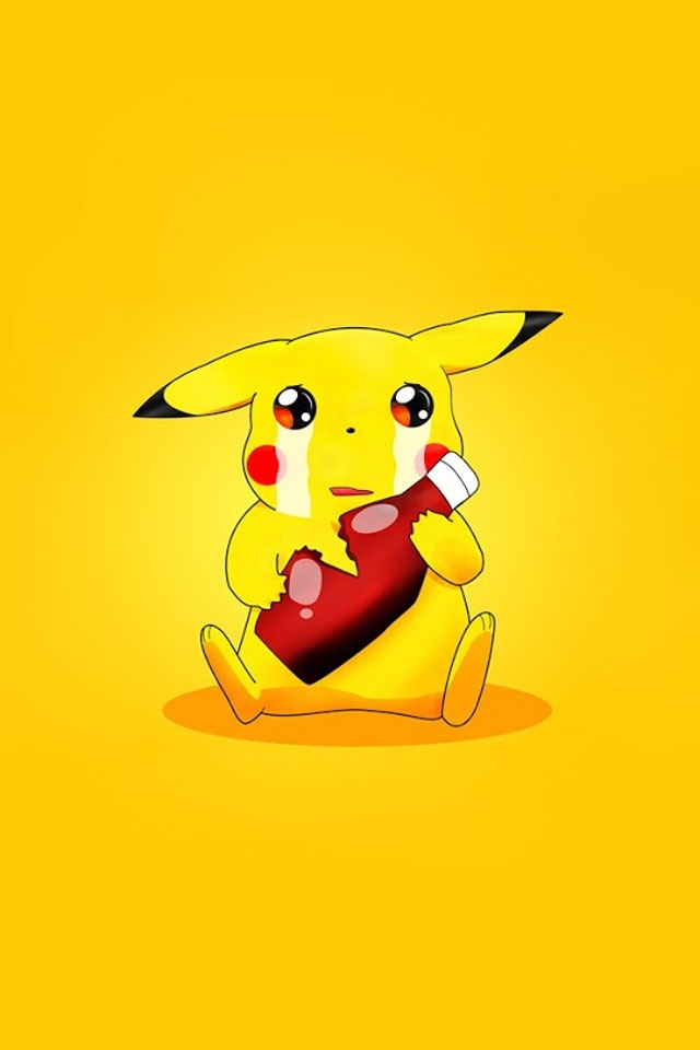 Pikachu iPhone Wallpaper - WallpaperSafari