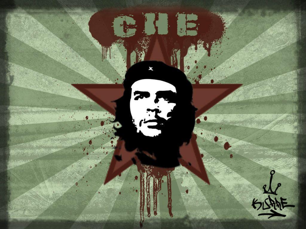 Che Guevara Wallpapers 1024x768