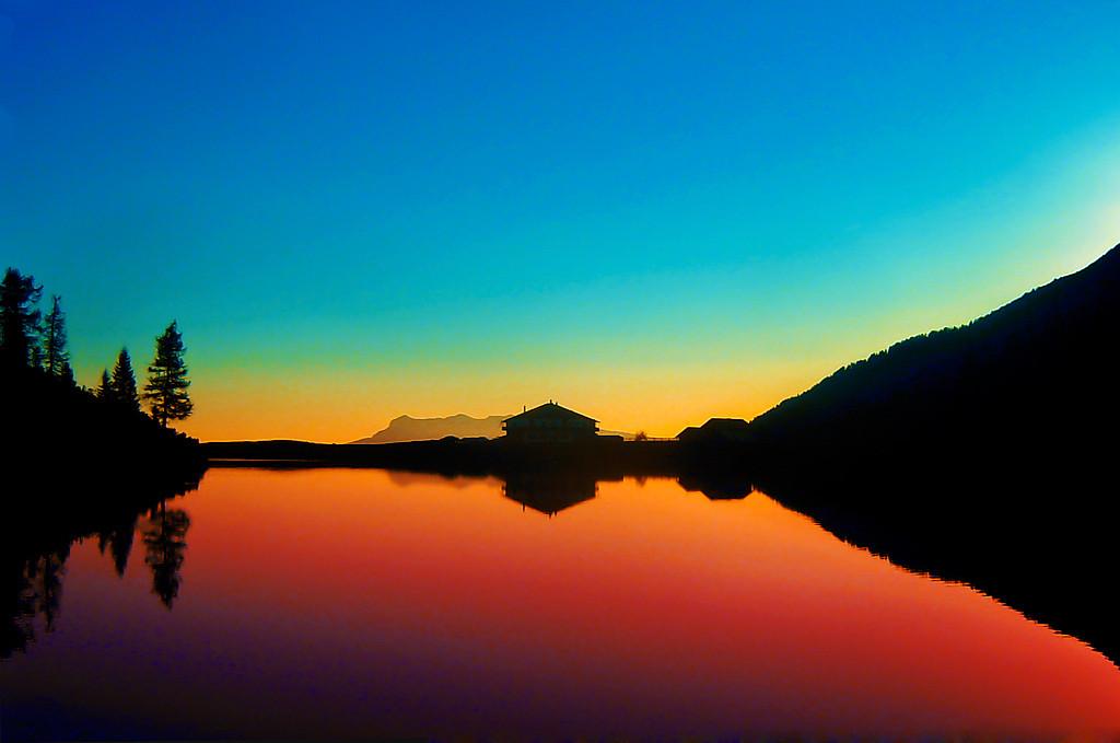 Calaita Lake Wallpaper for Amazon Kindle Fire HD 7 1024x679