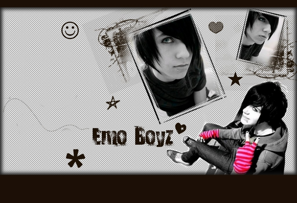 Emo Boy Wallpapers Wallpapersafari