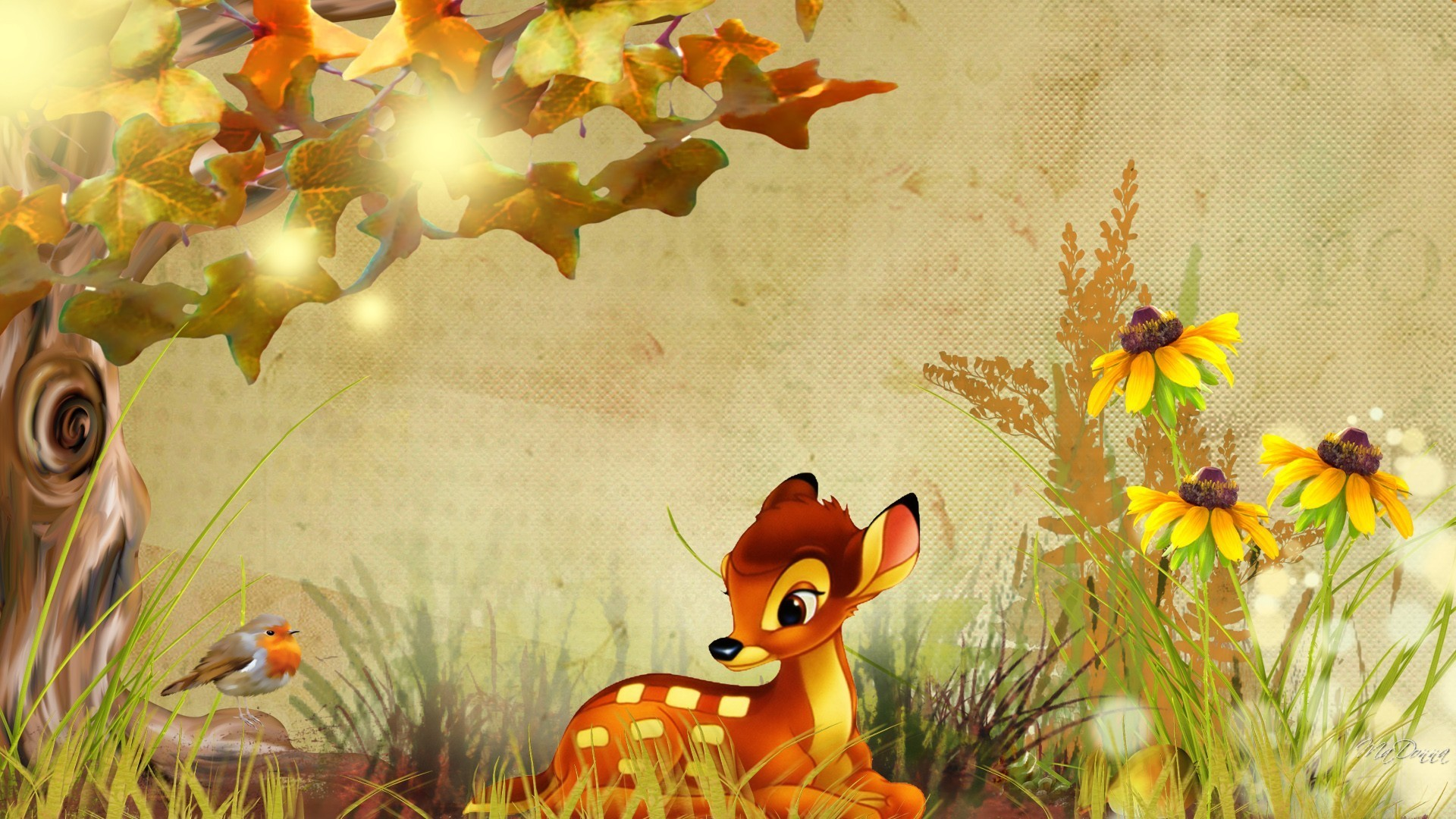 65 Disney Fall Wallpapers on WallpaperPlay 1920x1080