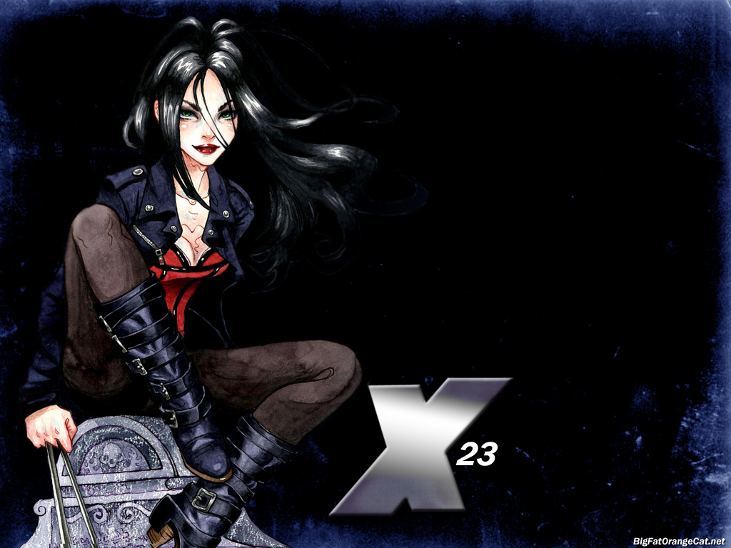 Images of X23 Wallpaper 1024x768