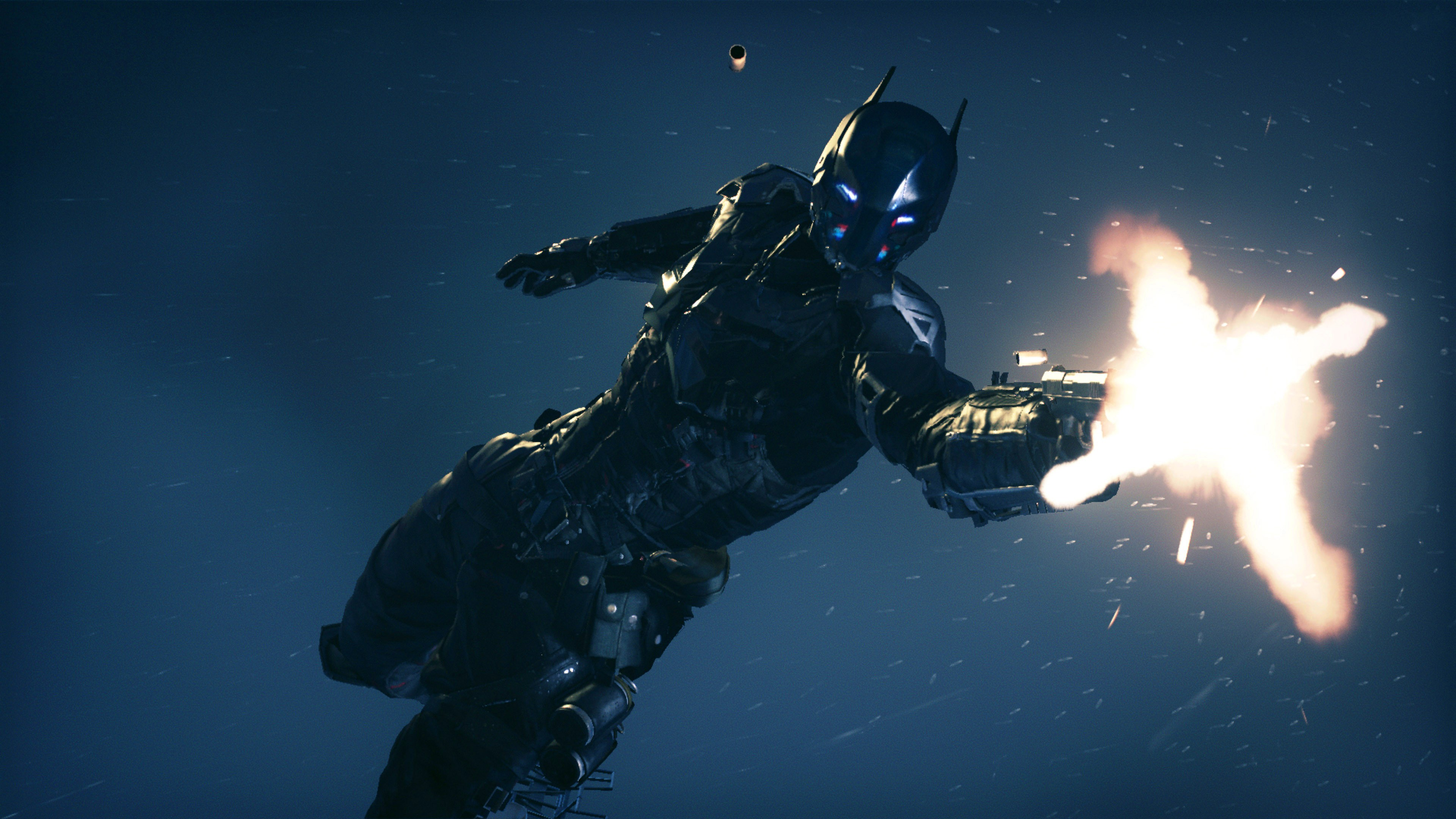 Wallpaper Batman Arkham Knight 5k 4k wallpaper game Best Games 3840x2160