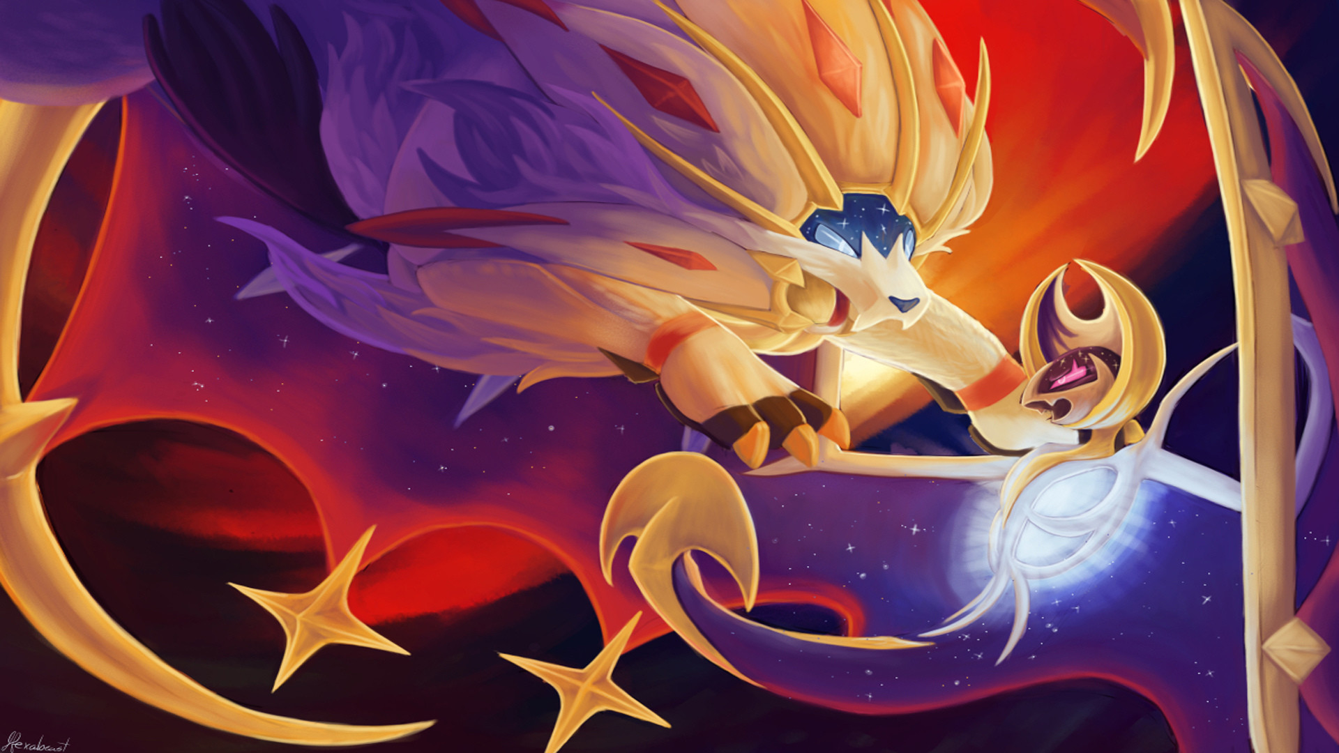 Pokemon Legendary Wallpaper 62 images 1920x1080