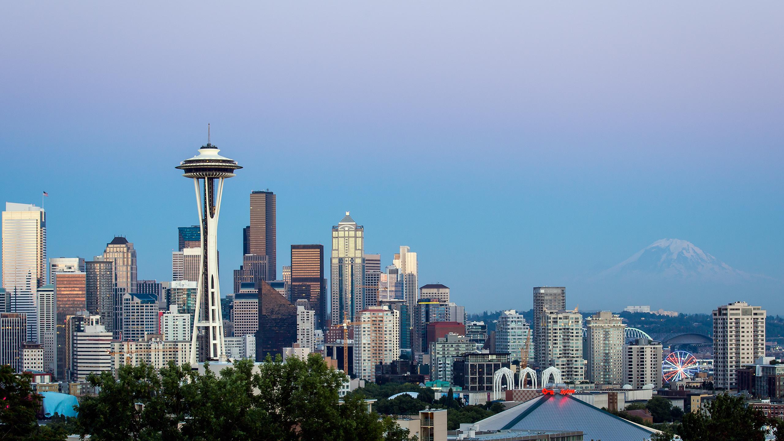 Pics Photos   Seattle Wallpaper 2560x1440