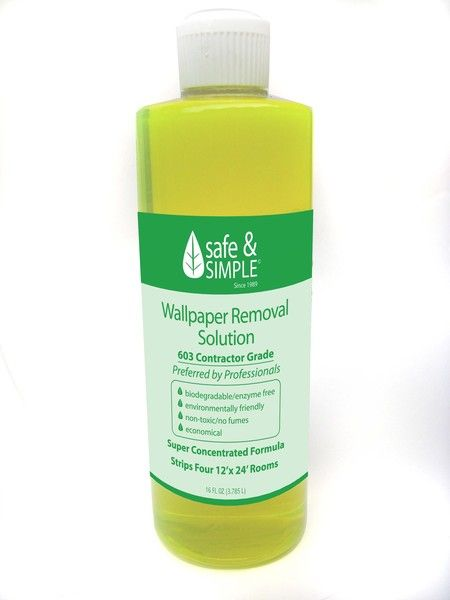 Wallpaper Removal Solution 603 1 16 ounce bottle 450x600