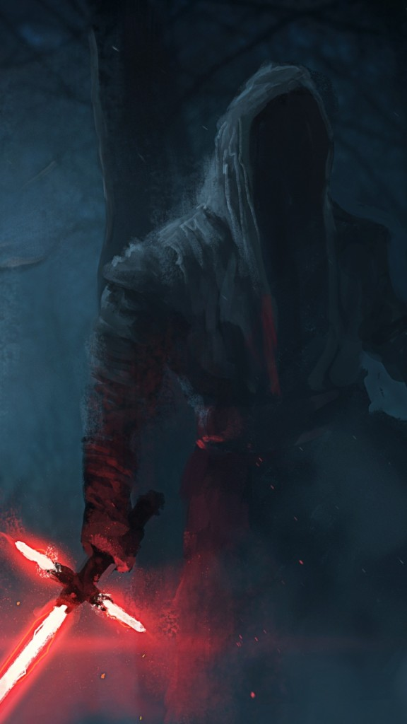 Star Wars The Force Awakens wallpapers NewCydiaTweaks 576x1024