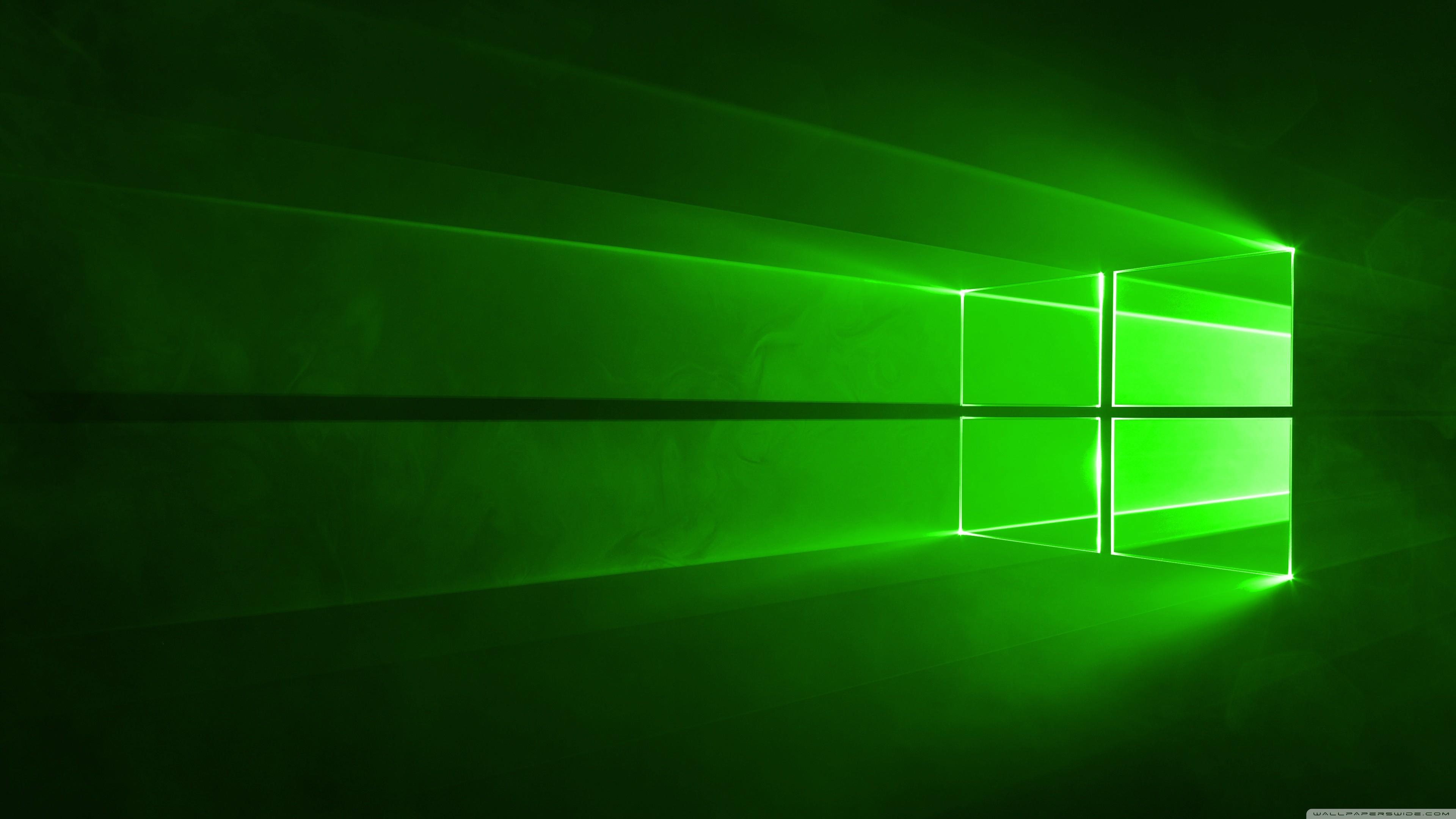 Windows 10 Green Wallpaper 71 images 3840x2160