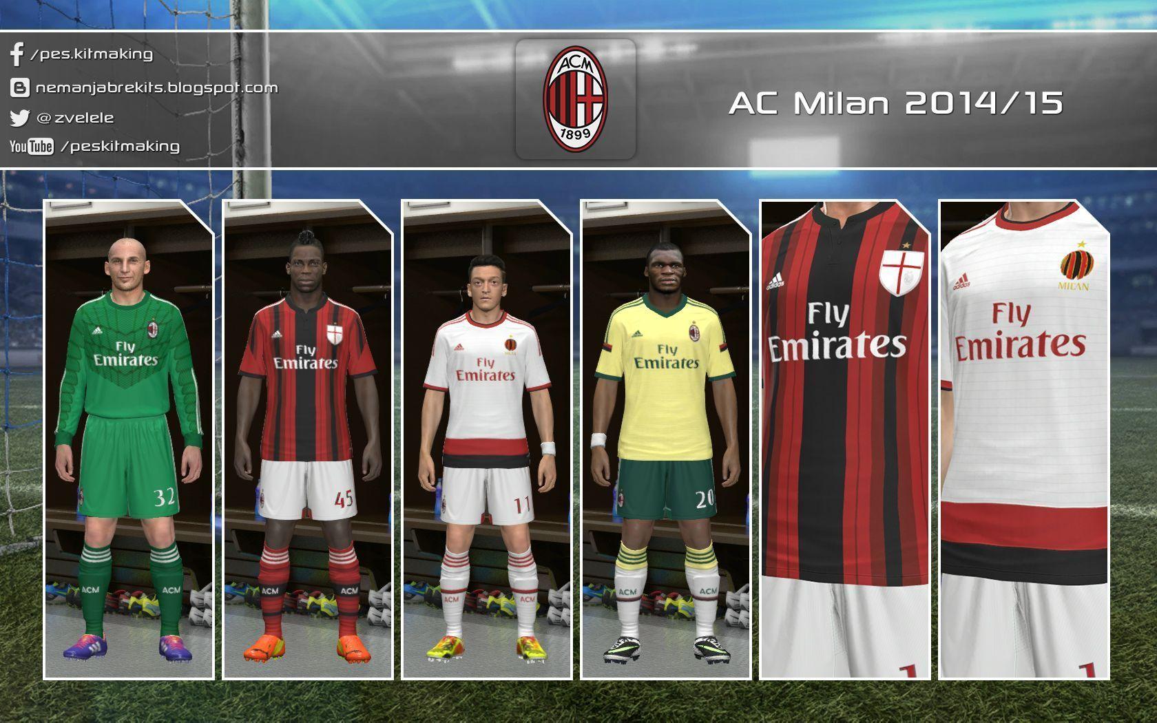 Ac Milan Wallpapers 2015 1680x1050