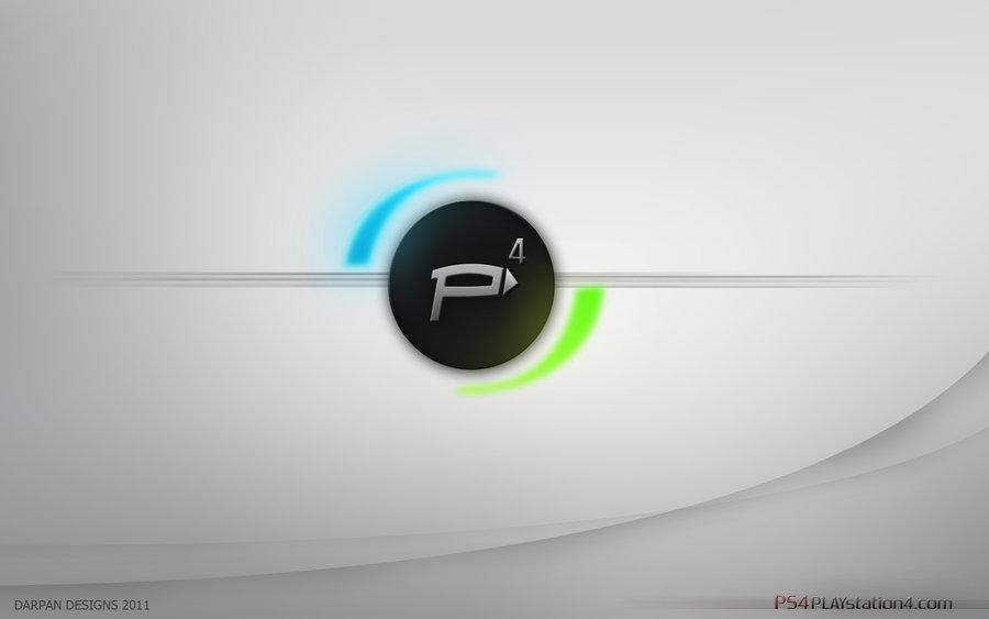 ps4 concept logo wallpaper by darpan aero 900x563